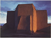 Mission, Ranchos de Taos, New Mexico