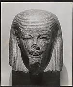 [Egyptian Sculpture, Metropolitan Museum of Art]
