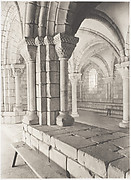 Chapter House from the Former Abbey of Notre-Dame-de-Pontaut, French, XII c.