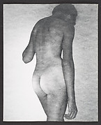 [Standing Female Nude (Elizabeth Lynes)]