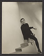 [Paul Cadmus, Stage Set Stairs]