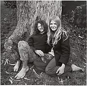 Jerry and Sunshine, Ages 24 and 20, Golden Gate Park, San Francisco, August 20, 1968