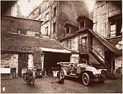 Cour, 7 rue de Valence