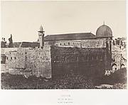 Jérusalem, Enceinte du Temple, Face sud de l'angle sud-est