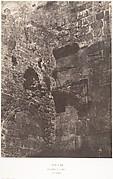 Jérusalem, Enceinte du Temple, Porte hérodienne