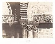Jérusalem, Saint Sépulcre, détails des chapiteaux