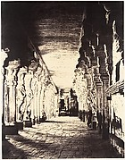 The Outer Prakarum, or Corridor Around the Temple of the God Sundareshawara