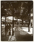 [The El, 2nd and 3rd Avenue Lines, Bowery and Division Street, Manhattan]