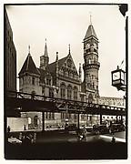 [Jefferson Market Court, Southwest corner of Sixth Avenue and West 10th Street, Manhattan]
