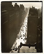 [Seventh Avenue Looking South from Thirty-fifth Street, New York]