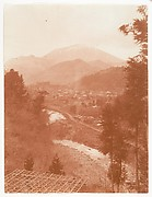 [View of a Village in a Valley]