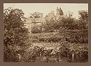 [Kelmscott Manor from the Garden]