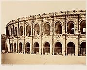 Nîmes, Amphithéâtre