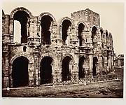 Arles, Amphithéâtre