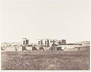 Débôd (Parembole), Vue Générale des Ruines