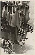 Broom Vendor, Cuba