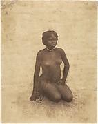 Young Nuba Woman