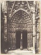 Portail de la Calende, Rouen Cathédral