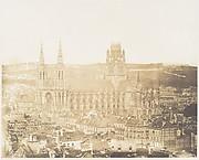 Vue générale de Saint-Ouen