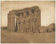 Colosses du Ramesséum