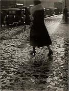 Jour de Pluie aux Champs Elysées