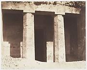 Béni Haçan, Architecture Hypogéenne, Tombeau d'Amoneï