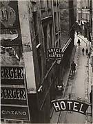 Rue Quincampoix et les hôtels de passe