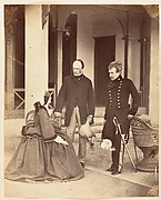 [The Countess Canning, The Earl Canning, G.G. and Lord Clyde C.in C., Simla]