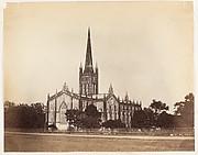 [The Cathedral, Calcutta]