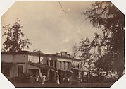[Gunpowder Agents Bungalow, Ishapoor.]