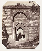 [Tomb at the Qutub Minar, Delhi]