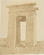 Gate of Ptolemy Philomeder, B.C. 180, Karnac