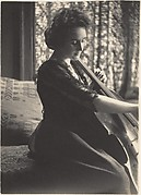 [Woman Playing Cello]