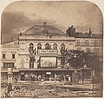 [Théâtre de la Gaité, Boulevard du Temple, Paris]