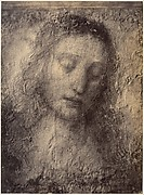 Leonardo da Vinci, Drawing for Christ in