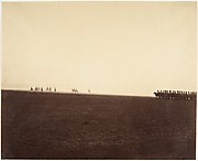 [Cavalry Maneuvers, Camp de Châlons]