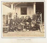 Musiciens Annamites, Saïgon, Cochinchine