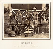Marchands de Fruits, Cochinchine