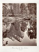 Mirror View of the Three Brothers, Yosemite