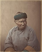 [Portrait of an Old Chinese Woman]