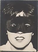 Rut mit Maske