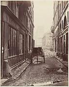 Rue Estienne, de la rue Boucher