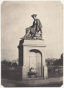 [Allegorical Sculpture of Industry, Pont du Carrousel]