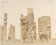 L'antica porta d'ingrezza a Persepolis]