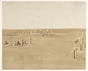 Veduta generale di Persepolis presa dalla Montagna