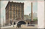 P. R. R. Union Station, Pittsburg, PA.