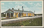 C. & O.  Railroad Station, Beaver Dam, VA.