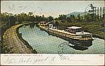 Erie Canal near Schenectady, N.Y.