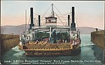 1548 - S.P. Co.'s Ferryboat