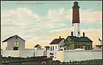 Lighthouse, Dungeness, Washington